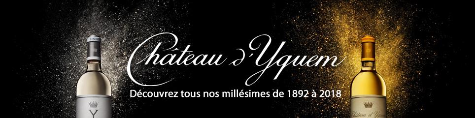 La grandes caves du Chateau d'Yquem
