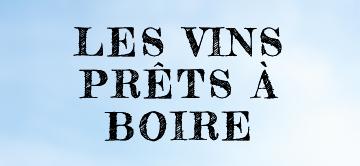 OUVERTURE DE LA FOIRE AUX VINS DE PRINTEMPS 2021 : Les vins prêts à boire