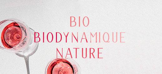 OUVERTURE DE LA FOIRE AUX ROSÉS : Les rosés biologiques, biodynamiques et natures !