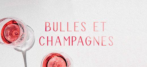 OUVERTURE DE LA FOIRE AUX ROSÉS : Les bulles et champagnes rosés !