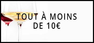 Foire aux Vins : tout à moins de 10€ !