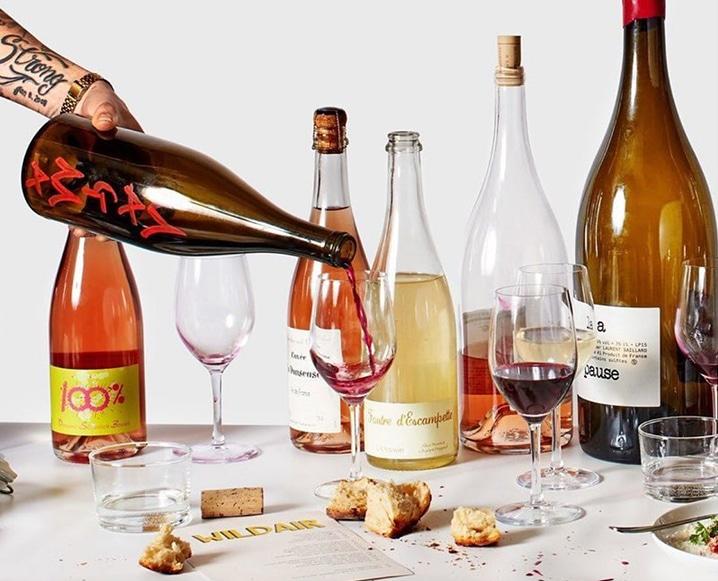 Le Vin Naturel (ou Nature)  *Crédit photographique : Alyssa Mandel, Raw Wine World