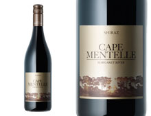 CAPE MENTELLE SHIRAZ 2009 Rouge