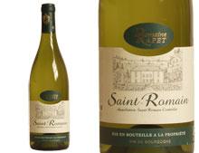 Domaine Rapet Saint Romain 2010