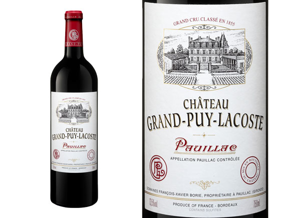 Lacoste Grand Puy 2011 Château Achat Wineandco HntTgT