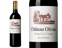 CHÂTEAU OLIVIER ROUGE 2011