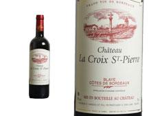 Château La Croix Saint Pierre 2010 Rouge