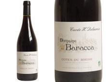 Domaine Baracca 2009 Cuvée H. Delacroix Rouge