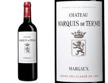 CHÂTEAU MARQUIS DE TERME 2009