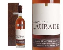 LAUBADE Armagnac 1924