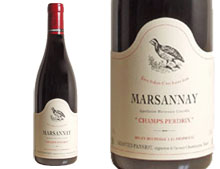 DOMAINE GEANTET-PANSIOT MARSANNAY CHAMPERDRIX 2011