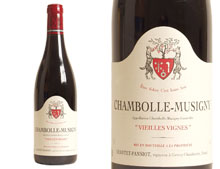 DOMAINE GEANTET-PANSIOT CHAMBOLLE-MUSIGNY ''VIEILLES VIGNES'' rouge 2011