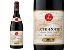 GUIGAL C�TE-R�TIE ''BRUNE ET BLONDE'' 2009 Rouge