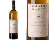 DOMAINE GAUBY COUME GINESTE BLANC 2012