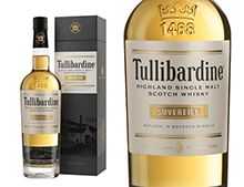 WHISKY TULLIBARDINE SOVEREIGN