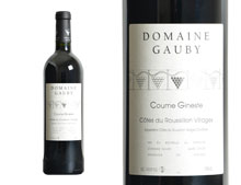 DOMAINE GAUBY COUME GINESTE ROUGE 2011