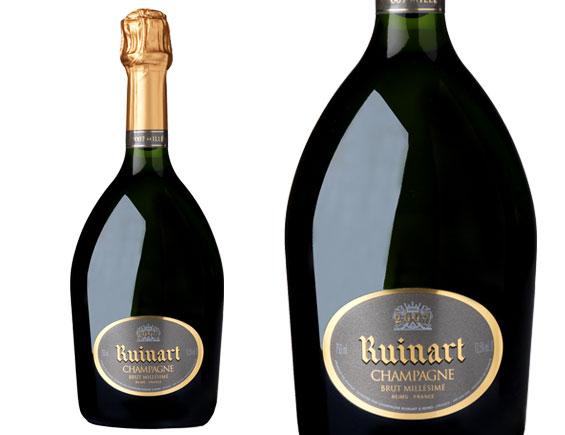 champagne ruinart brut millesime 2007