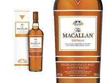 WHISKY THE MACALLAN SIENNA ETUI