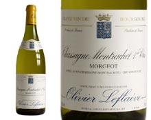 CHASSAGNE-MONTRACHET PREMIER CRU Morgeot 2001 blanc