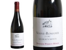 DOMAINE PERROT-MINOT VOSNE-ROMANÉE 1ER CRU LES BEAUX MONTS 2012