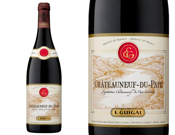 GUIGAL CHATEAUNEUF DU PAPE 2009 Rouge