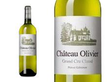 CHATEAU OLIVIER BLANC 2013 Primeur