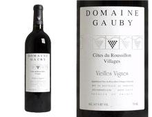 DOMAINE GAUBY VIEILLES VIGNES ROUGE 2013 Primeur