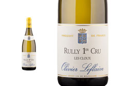 OLIVIER LEFLAIVE RULLY 1ER CRU LES CLOUX 2013 Primeur