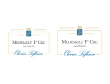 OLIVIER LEFLAIVE MEURSAULT 1ER CRU SANTENOTS 2013 Primeur
