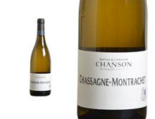 DOMAINE CHANSON CHASSAGNE-MONTRACHET BLANC 2011