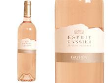 CHÂTEAU GASSIER L'ESPRIT DE GASSIER ROSÉ 2013