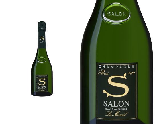 Champagne salon millesime 2002