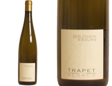DOMAINE TRAPET ALSACE RIESLING BEBLENHEIM 2011