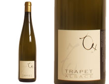 DOMAINE TRAPET  OX (PINOT-AUXERROIS)