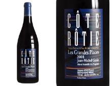 GERIN COTE ROTIE LES GRANDES PLACES 2012