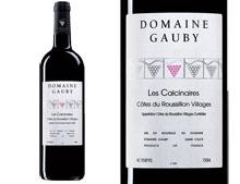 DOMAINE GAUBY LES CALCINAIRES 2013
