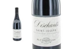 CHAPOUTIER SAINT-JOSEPH DESCHANTS ROUGE 2012