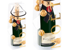 CHAMPAGNE MOËT & CHANDON BRUT IMPÉRIAL SO BUBBLY FESTIVE GIFT BOX