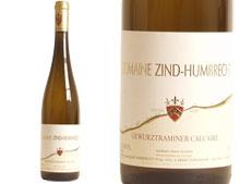 ZIND-HUMBRECHT GEWÜRZTRAMINER CALCAIRE 2011