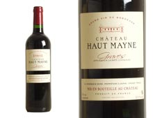 CHÂTEAU HAUT MAYNE GRAVES ROUGE 2013