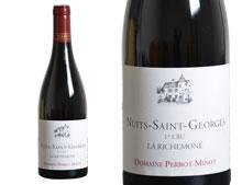 DOMAINE PERROT-MINOT NUITS-SAINT-GEORGES 1ER CRU LA RICHEMONE ROUGE 2013