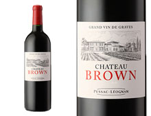 CHÂTEAU BROWN ROUGE 2014