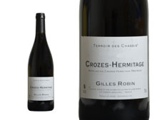 DOMAINE GILLES ROBIN CROZES-HERMITAGE TERROIR DES CHASSIS 2014
