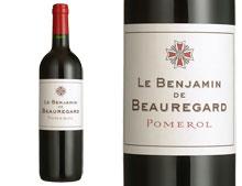 LE BENJAMIN DE BEAUREGARD 2011