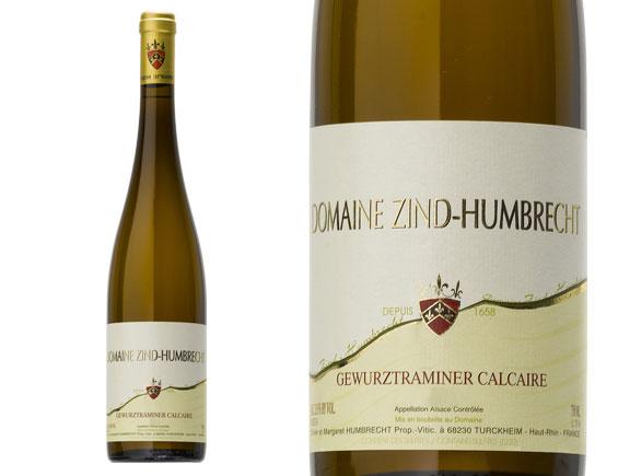 ZIND-HUMBRECHT GEWÜRZTRAMINER CALCAIRE 2013