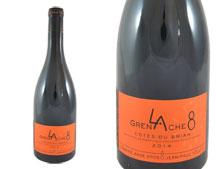 DOMAINE ANNE GROS ET JEAN-PAUL TOLLOT LA 8 GRENACHE 2014