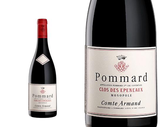 COMTE ARMAND POMMARD 1ER CRU CLOS DES EPENEAUX  2014