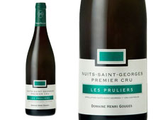 DOMAINE HENRI GOUGES NUITS ST GEORGES 1ER CRU LES PRULIERS 2014