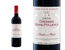CHÂTEAU GRESSIER GRAND POUJEAUX ROUGE 2014