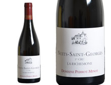 DOMAINE PERROT-MINOT NUITS-SAINT-GEORGES 1ER CRU LA RICHEMONE ULTRA ROUGE 2014